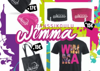 Wimma-tuotteet